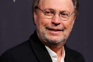 Billy Crystal sits down for stand up Auckland show