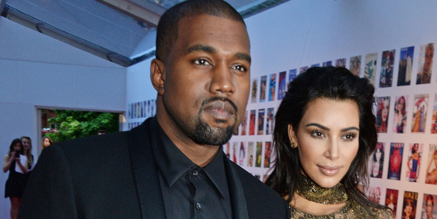 Kim and Kanye have released video proof of the conversation the rapper had with Swift. Photo / Getty Images
