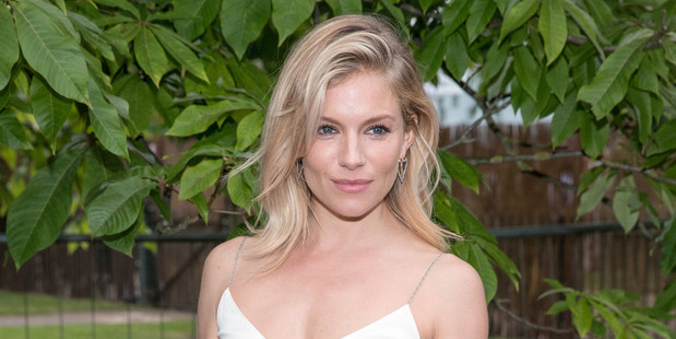 Sienna Miller was famously held responsible for breaking up Balthazar's marriage. Photo / Getty Images