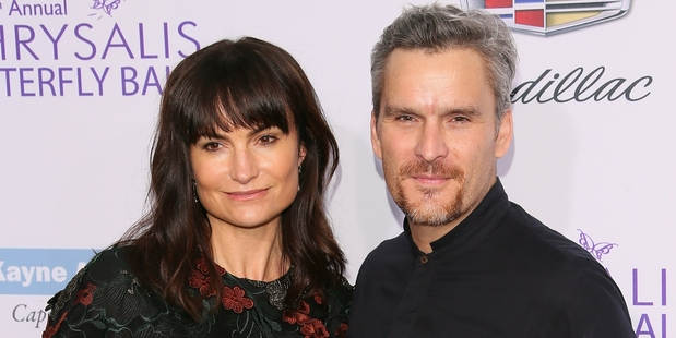 Balthazar says his relationship with his wife Rosetta is even stronger now. Photo / Getty Images
