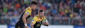 TJ Perenara and Ardie Savea will be key men tonight. Photo / Getty