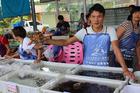 Pot-luck on Hainan Island