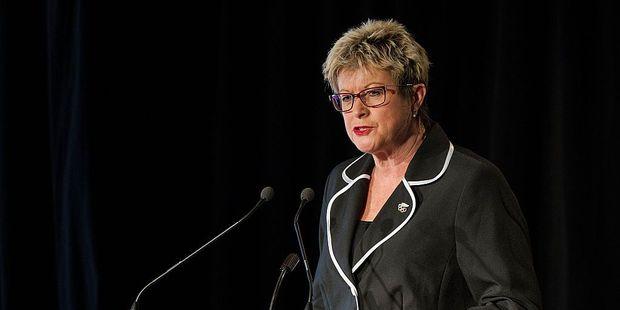 NZOC Secretary General Kereyn Smith. Photo / Getty Images