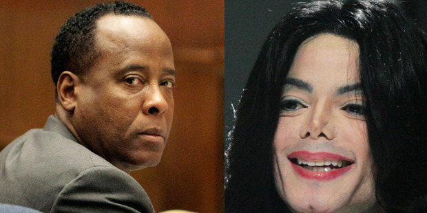 Michael Jackson's doctor (left) was blamed for the singer's death, now he claims the superstar wanted to marry an 11-year-old. Photos / Getty