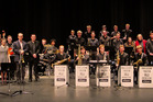 PERFORMERS: New Zealand Youth Jazz Orchestra.