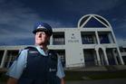 Senior Sergeant Deirdre O'Donnell - area response manager Mount Maunganui, Papamoa and Te Puke. PHOTO/JOHN BORREN