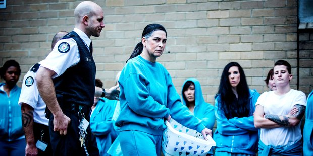 Pamela Rabe is fascinated by her character's ability to detach emotionally.