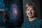 Astrophysics doctoral student John Bray. Photo / Supplied