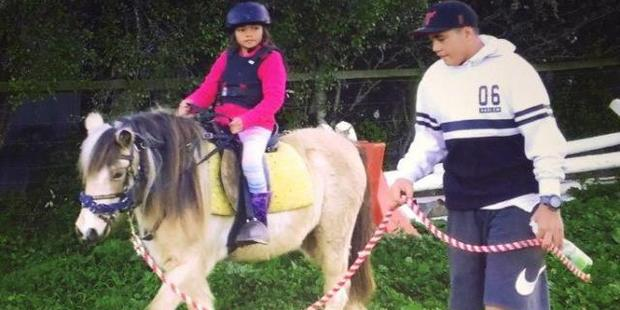 Police are appealing for information about 15-year-old Te Morehu McLean and 7-year-old Anahera McLean. Photo / Supplied