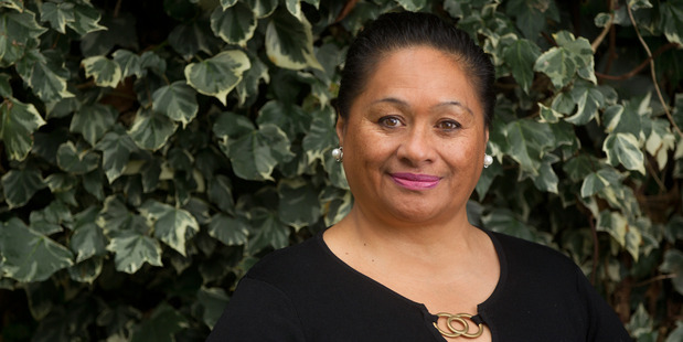 Loading Frances Louis is running for mayor of Rotorua.