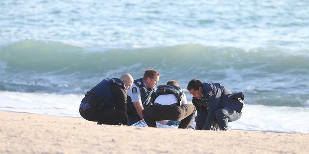 Loading The body of 45-year-old Tauranga man Benjamin Christopher Dahlkamp was found at Mount Maunganui beach yesterday morning. Photo/John Borren