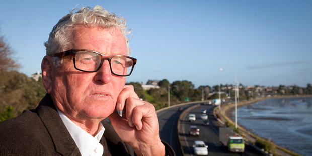 Automobile Association Bay of Plenty representative Terry Molloy says slow drivers are a problem in Tauranga as figures reveal city drivers are among the worst in New Zealand. Photo/Andrew Warner.