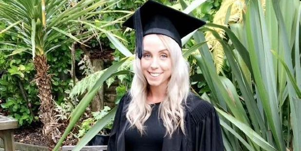 Alanah Lynch was one of 297 new graduate nurses affected by a national recruitment email error last week. Photo / Supplied