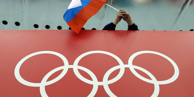 Loading Russia is accused of running a state-sponsored doping programme at the 2014 Sochi Olympics. Photo / AP