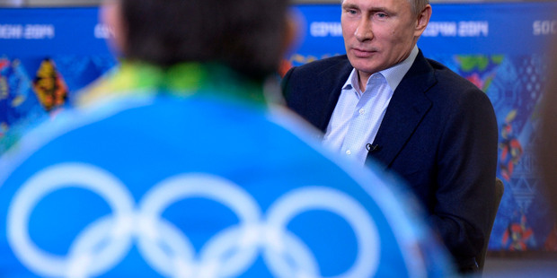 Loading Russia's participation in the Rio Olympics is still uncertain. Photo / AP