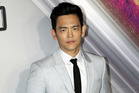 Actor John Cho plays Hikaru Sulu as a gay dad in the new Star Trek movie. Photo / AP