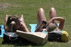 When are undies togs? Brits strip off