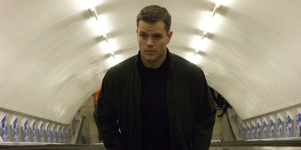 Loading Matt Damon as Jason Bourne in the espionage thriller that takes Bourne back home. Photo / Supplied