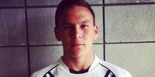 Seventeen-year-old Luke Tipene was an up-and-coming league star. Photo / via Facebook