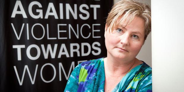 Loading Angela Warren-Clark, manager of Tauranga Women's Refuge. Photo/File