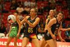 WORLD CLASS: Magic shooter Jo Harten was named MVP in NZ Conference final win over Southern Steel. Photo: File A_090516joanneharten2