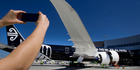 An Air New Zealand Boeing 787-9 Dreamliner. Photo / Alan Gibson