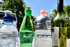 What better way to encourage people to recycle than by paying them to do it. Photo/File