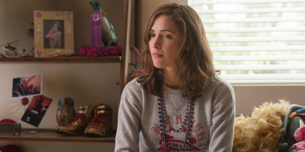 Rose Byrne was known for serious roles until Bridesmaids. Photo / supplied