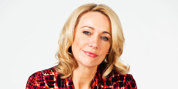 Television presenter Alison Mau filled in on the breakfast slot in Paul Henry's absence.