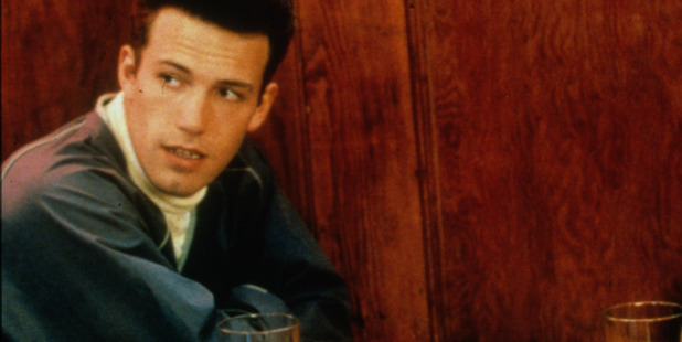 Ben Affleck in the film Good Will Hunting. Photo / Supplied