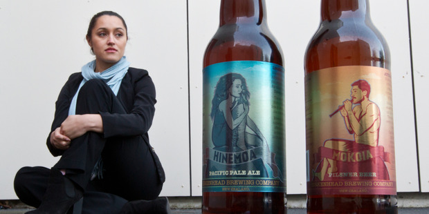 Loading District councillor Tania Tapsell doesn't want her ancestors 'plastered on a beer bottle'. PHOTO/STEPHEN PARKER