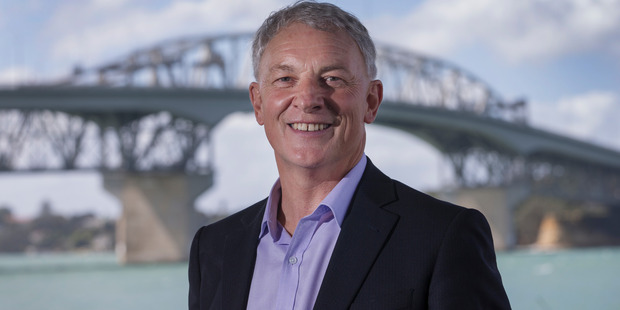 Auckland Mayoral Candidate Phil Goff. Photo / Nick Reed