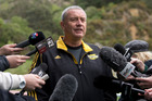 Hurricanes coach Chris Boyd suggests things are not as cut and dried as some pundits say. Photo / Mark Mitchell
