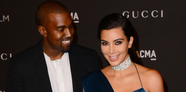 Kim Kardashian and Kanye may get face a fine of up to $2,500 as well as up to a year in jail for recording Taylor Swift if a law suit is made. Photo / AP