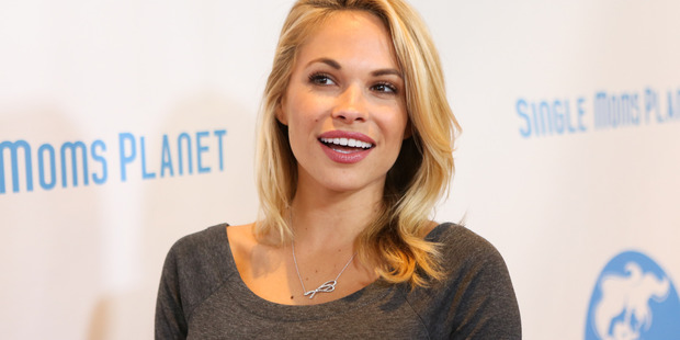 Playboy Playmate Dani Mathers is in hot water over a cellphone image she took in her former gym. Photo / Getty