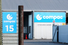 A shift of production to Compac's new plants in Auckland and China could result in up to a dozen jobs being lost in Hastings.