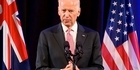 Watch: Joe Biden's NZ speech