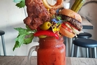 Scarlett's Bloody Mary is far from your average Bloody Mary. Photo / Facebook