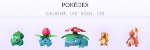 Meet your Pokémon Go master
