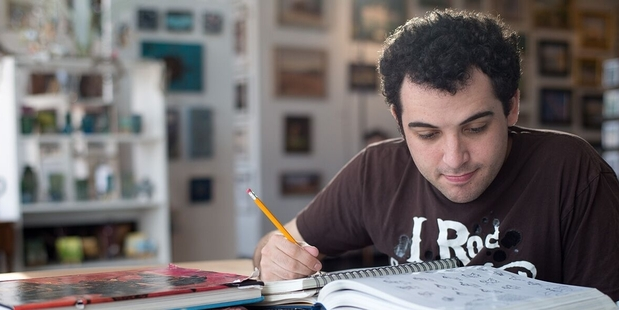 Owen Suskind became autistic just before his third birthday. Picture / AP
