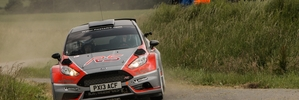 Monit Rally Computers is gaining traction with its devices on the World Rally Championship circuit. Photo/supplied
