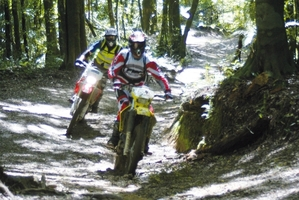 Dirt bikes are not welcome on Hawke's Bay trails which are designed for walkers and cyclists.