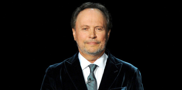 Loading Billy Crystal has officially landed in New Zealand.