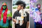 Attendees at BronyCon. Photos / The Washington Post, Andre Chung