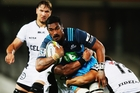 Jerome Kaino leads by example. Picture / Getty Images