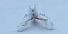 A sea slug's muscles enable a biohybrid robot to crawl like a sea turtle. Photo / Victoria Webster