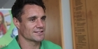Watch: Dan Carter visits school to present $10,000 sports prize