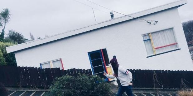 Baldwin Street holds the proud title of being the steepest street in the world. Photo / @plscallmesam Instagram