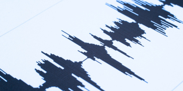 Two earthquakes were recorded in the Bay last night. Photo/File