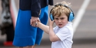 """The prince is known for his boundless energy and charm and the Duchess described him as """"a really lovely little boy""""."""